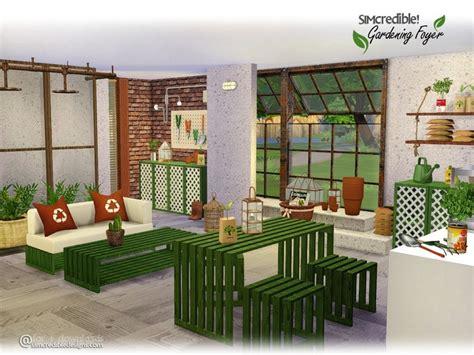 sims 4 foyer simcredible s gardening foyer