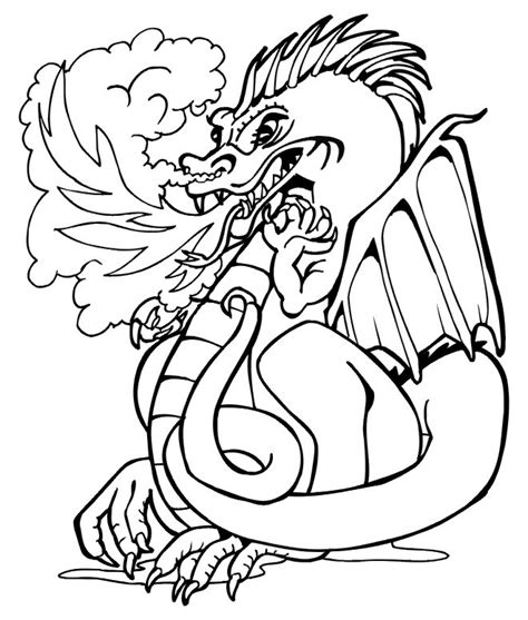 realistic dragon coloring pages az coloring pages realistic dragon coloring pages az coloring pages