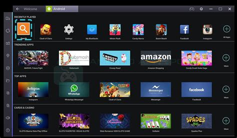 play android apps on pc how to run android apps for pc using bluestacks 2 apps for pc android