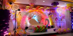 theme decoration aicaevents barbie theme decorations by aica events