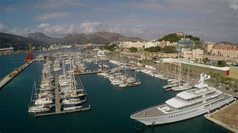 port boat yacht port cartagena the new marina in the mediterranean