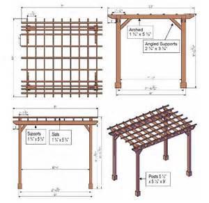 Height Of Pergola by Pergola Design Cad Details Joy Studio Design Gallery
