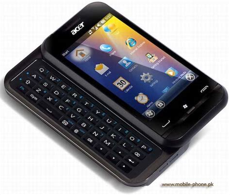 mobile acer acer neotouch p300 mobile pictures mobile phone pk