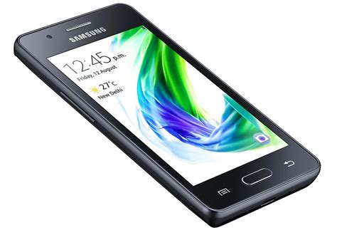 samsung z 2 samsung z2 tizen based smartphone with jio preview offer launched in india priced at rs 4 590
