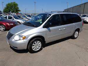 Chrysler Minivan 2005 Used Cars Lake Used Trucks Alta Aurelia De