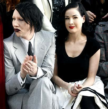 Dita Teese And Marilyn Not Friends by Dita Teese Archives Watcher