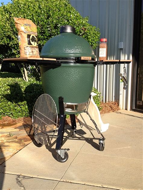 Big Green Egg Grate Rack by The Grate Rack Fireside Outdoor Kitchens