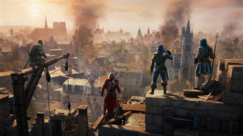 Assassin Creed Unity assassin s creed unity review gamesradar