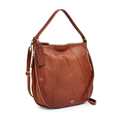 Fossil Gwen Hobo Green Ls usa boutique fossil gwen convertible hobo brown