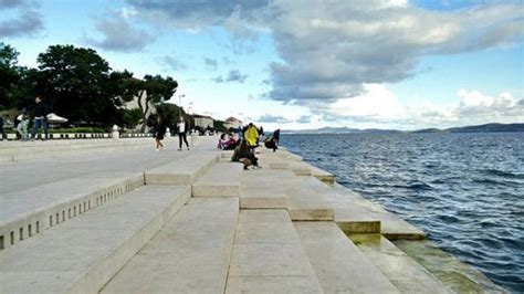 sea organ watch this massive sea organ generate music using tidal