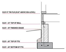 basement wall thickness november 2013 3d construction modeling
