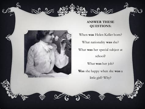 biography of helen keller in short an amazing life