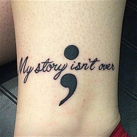 semicolon tattoo meaning self harm leg tattoos that are pretty and badass