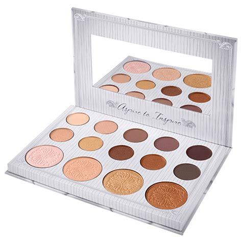 Sale Bh Carli Bybel 21 Color Eyeshadow Highlighter Palette bh cosmetics carli bybel 14 color eyeshadow highlighter palette ready cosmetics