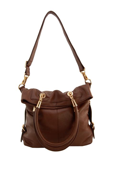Nordstrom Rack Hautelook by Erica Anenberg Sutton Leather Crossbody Tote Nordstrom