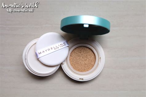 Maybelline Bb Cushion maybelline bb cushion fresh matte review animetric s world