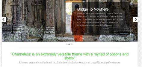 elegant themes chameleon exles chameleon theme review elegant themes legit review