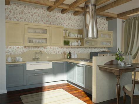 küchentapeten landhausstil 42 wundersch 246 ne design ideen mit vintage tapeten