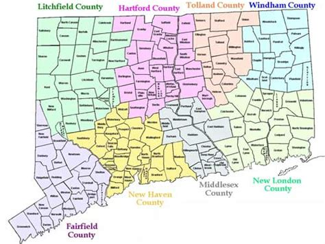 Connecticut Property Tax Records All Towns In Connecticut Information Rapid Appraisal Inc