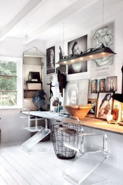 Cool Home Office Decor by 42 Awesome Rustic Home Office Designs Digsdigs