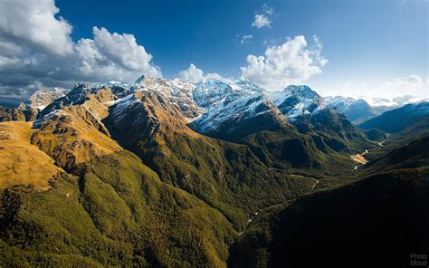 Teh Mountea mountain photo mood