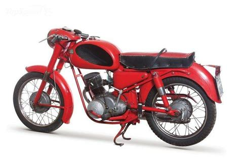 Motorrad Ducati 125 Ccm by Ducati 125tv Testone