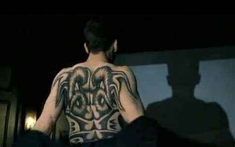 tattoo red dragon movie tattoo da grande schermo sky cinema