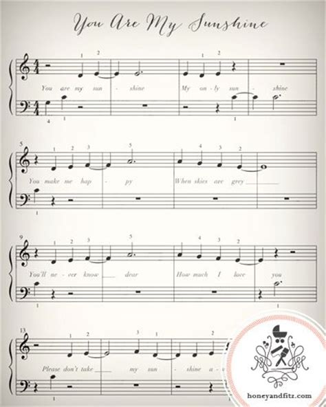 printable sheet music you are my sunshine you are my sunshine sheet music tattoos make me happy