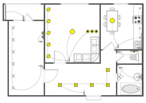 lighting floor plan reflected ceiling plan exles www energywarden net