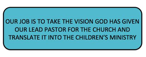 why you shouldn t a vision for your children s