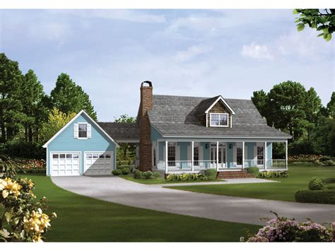Country Garage Plans by Auburn Park Country Farmhouse Plan 040d 0024 House Plans