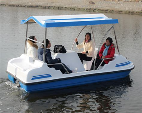 pedal boat seats 5 person paddle boats for sale from water rides manufacturer