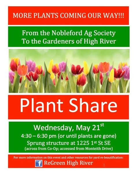 Gardners Grocery Giveaway - high river gardeners rejoice plant giveaway goes wednesday highriveronline com