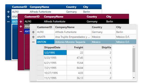 Themes For Mvc Componentone Asp Net Ecommerce Templates