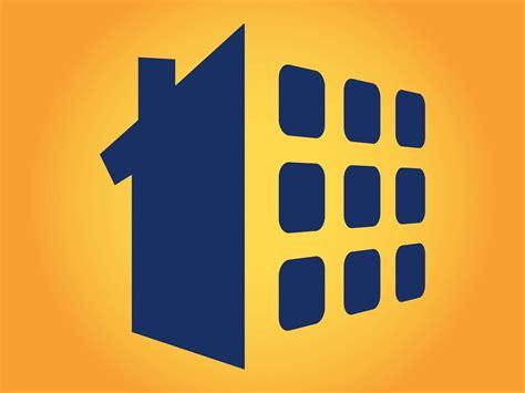 house logo design vector house logo vector art graphics freevector com