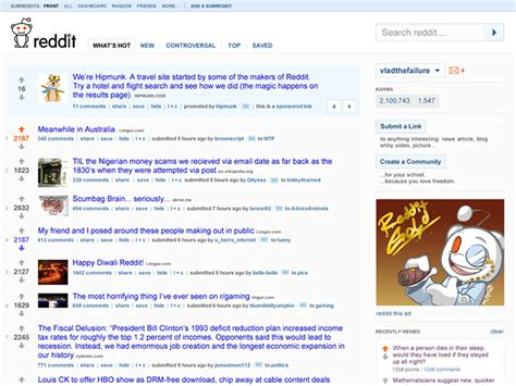 Dkny Redesigned Their Home Page by Creative Reddit Homepage Ui Redesigns