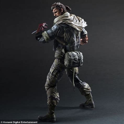 Liquid Tiger All Variant 55ml play arts punished snake from metal gear solid v the