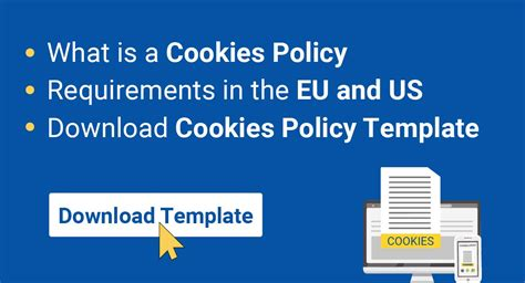 cookie policy template sle cookies policy template termsfeed