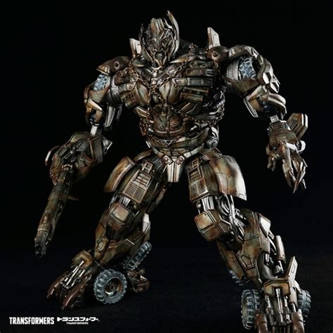Mba Transformer by Transformers Megatron Bambaland Exclusive