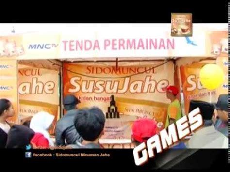 Jahe Sido Muncul Panggung Hangat Jahe Sido Muncul Seasson 2 Promo