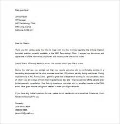 Assistant Thank You Letter by Thank You Letter 9 Free Word Excel Pdf Format Free Premium Templates