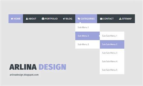 membuat menu dropdown responsive responsive multi dropdown menu media blogspot