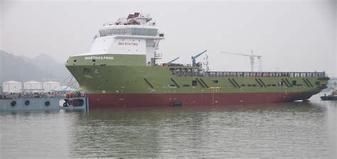 Mv Pride Tangga 1 vessel acquisition services
