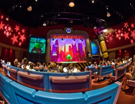 Disney World Laugh Floor - monsters inc laugh floor magic kingdom