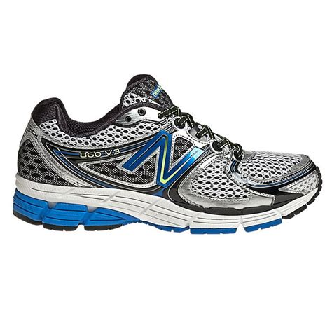 new running shoes calf new balance m860v3 mens running shoes sweatband