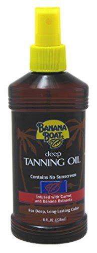 banana boat sunscreen for dark skin banana boat dark tanning oil spray spf 4 sunscreen 8 oz
