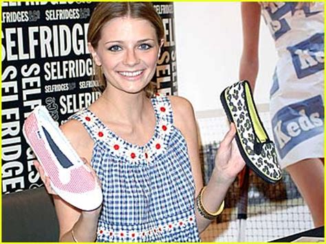 Mischa Takes A From The Keds Promotion by 2007 March Just Jared Page 23