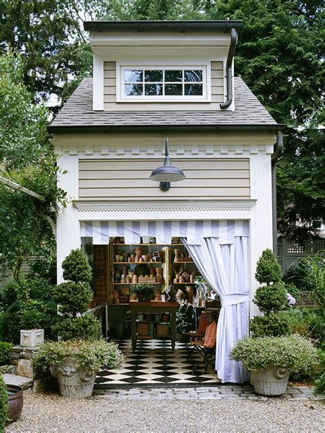 story potting shed garden pictures   images