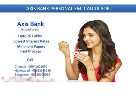 axis bank housing loan emi calculator citibank home loan emi calculator