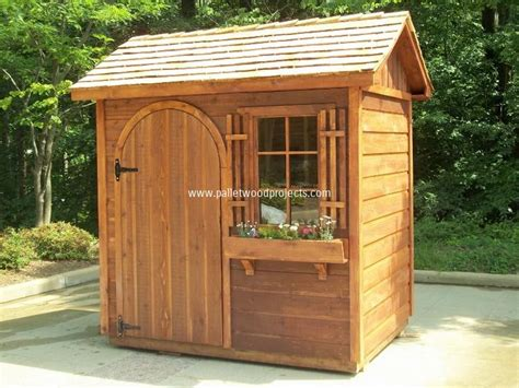 small backyard storage sheds diy wooden pallet shed projects pallet wood projects